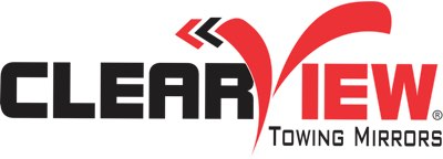 clearview towing mirrors logo