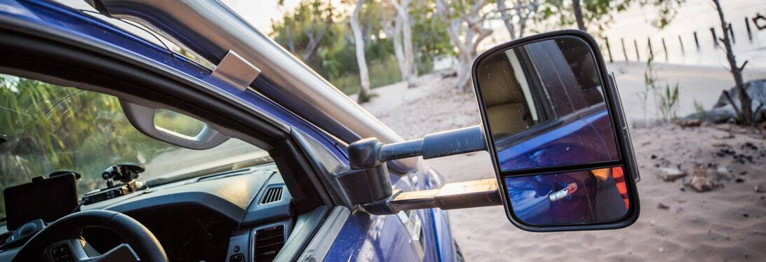 Clearview Towing Mirrors image