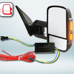 Wiring Kit: 1-to-2 Function Clearance Light Upgrade