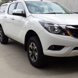 Clearview Power Boards | Mazda BT-50 | 2012 to Current