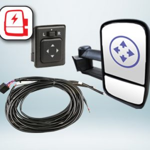 Electric Top Glass Wiring Kit