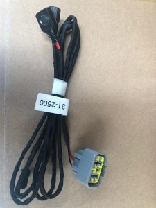 clearview mirror power cable